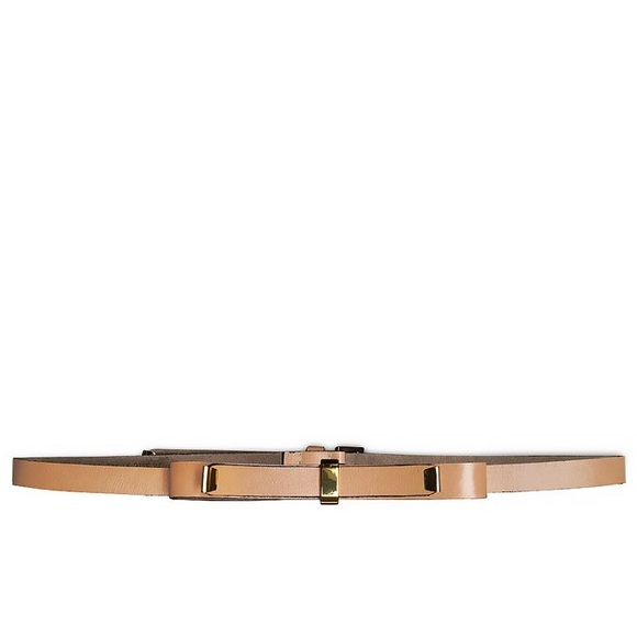 B-Low the Belt Accessories - B-LOW THE BELT Angelina Bow Belt
